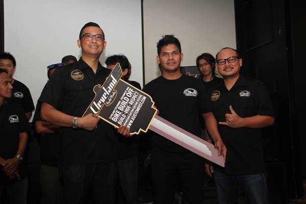 Kustomfest 2014 Yogyakarta  1