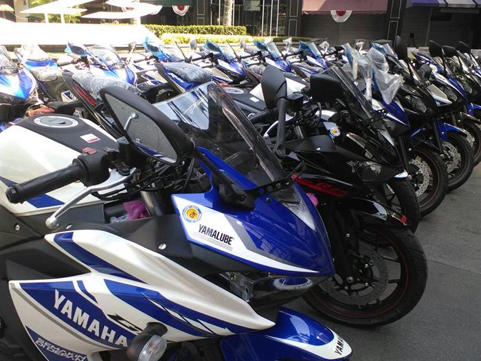launching yamaha R25 di surabaya bisa beli tanpa indent 2