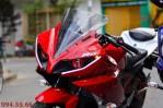 Modifikasi yamaha R15 pakai Projie ala Yamaha R1 pertamax7.com 14