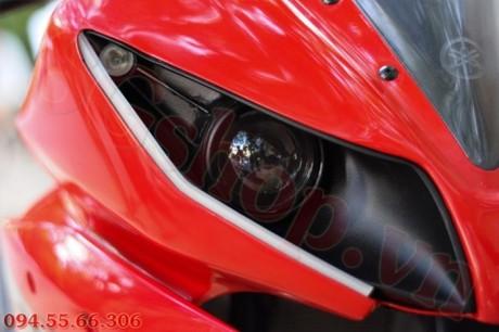 Modifikasi yamaha R15 pakai Projie ala Yamaha R1 pertamax7.com 17