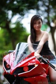 Modifikasi yamaha R15 pakai Projie ala Yamaha R1 pertamax7.com 20