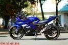 Modifikasi yamaha R15 pakai Projie ala Yamaha R1 pertamax7.com 21