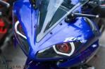 Modifikasi yamaha R15 pakai Projie ala Yamaha R1 pertamax7.com 24