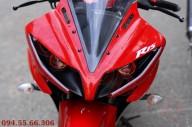 Modifikasi yamaha R15 pakai Projie ala Yamaha R1 pertamax7.com 4
