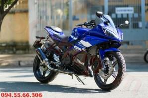 Modifikasi yamaha R15 pakai Projie ala Yamaha R1 pertamax7.com 8