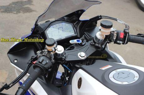 Modifikasi Yamaha R25 agar stang tidak semrawut pertamax7.com 1