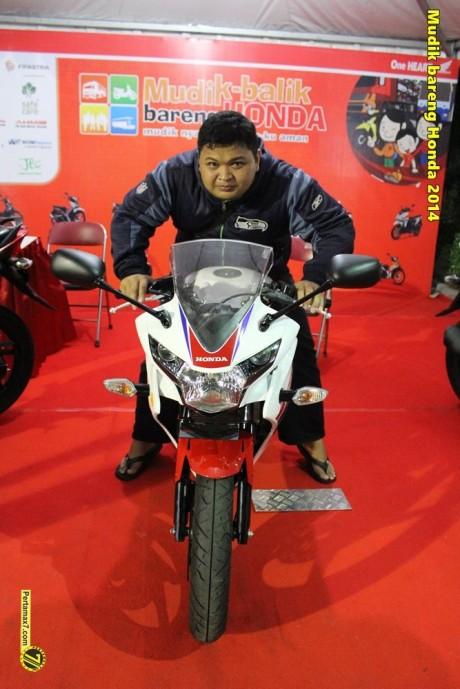 Mudik Bareng Honda 2014 16
