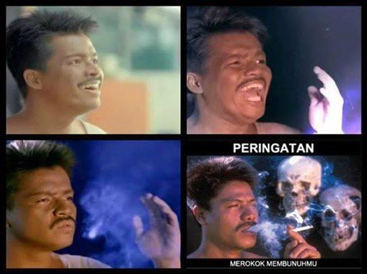 peringatan rokok membunuhmu