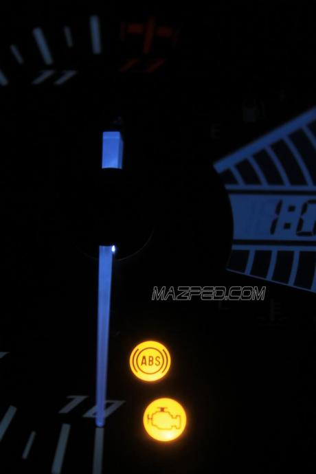 Speedometer yamaha R25 ABS 1