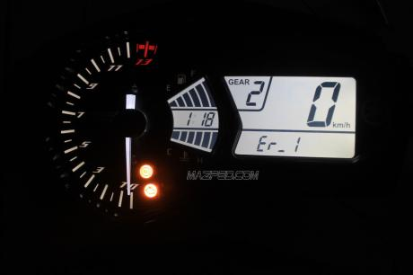 Speedometer yamaha R25 ABS 2