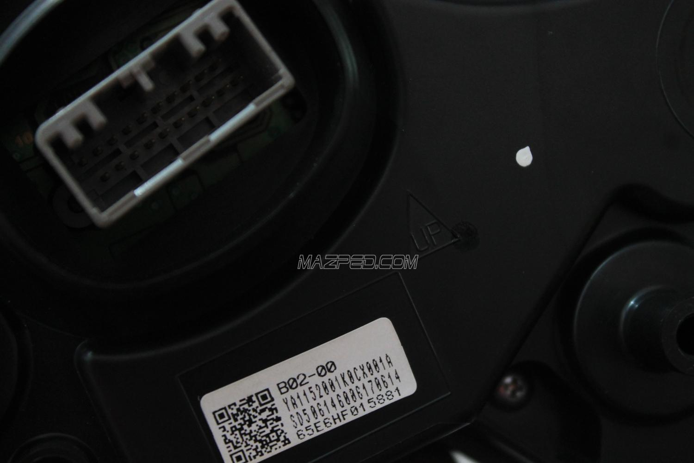 Speedometer yamaha R25 ABS 3