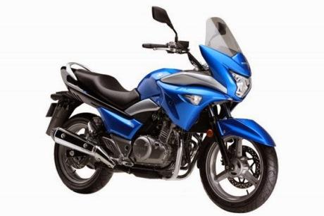 Suzuki Inazuma half Fairing 2015 pertamax7.com 1