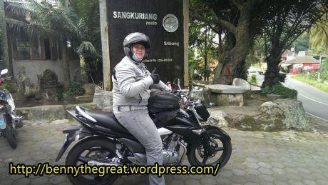Suzuki Inazuma pakai Hal faiiring GW 250 S0