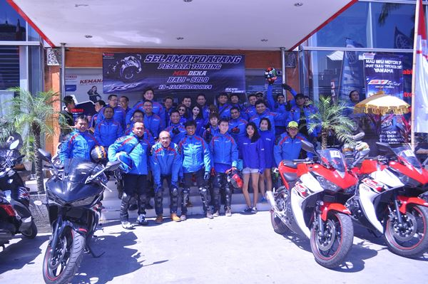 Turing Merdeka Yamaha R25 Bali - Solo (9)