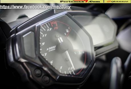 Yamaha YZF-R25 Blue pertamax7.com Indonesia 1