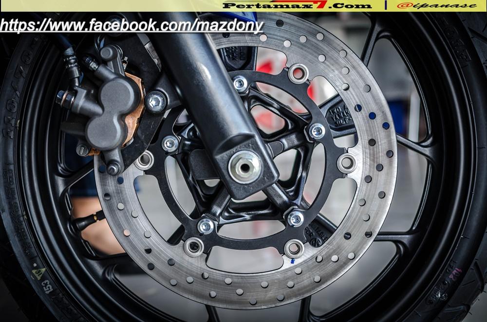 Yamaha YZF-R25 Blue pertamax7.com Indonesia 24