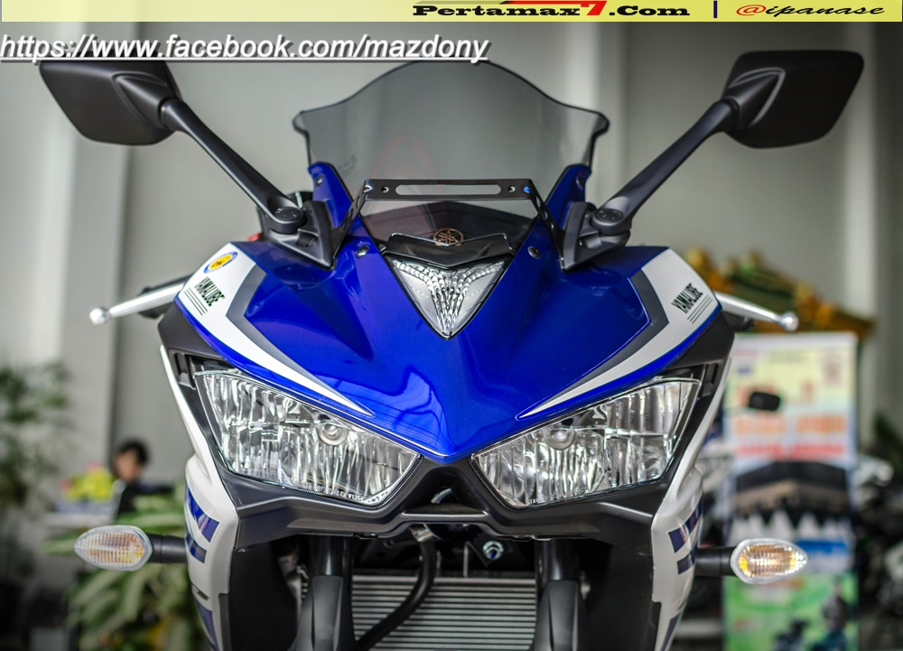 Yamaha YZF-R25 Blue pertamax7.com Indonesia 33