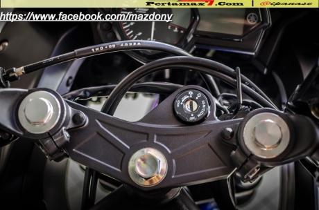 Yamaha YZF-R25 Blue pertamax7.com Indonesia 37