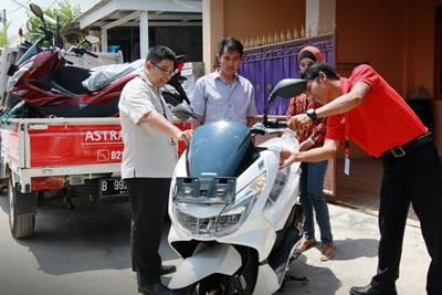 AHM Akhiri Penantian Pecinta Honda PCX LED 2015 2
