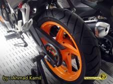 All New Honda CBR150R 2014 ready stock Sumbar pertamax7.com 0