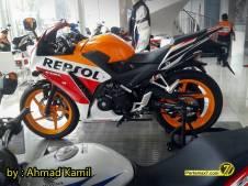 All New Honda CBR150R 2014 ready stock Sumbar pertamax7.com 1