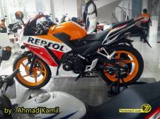 All New Honda CBR150R 2014 ready stock Sumbar pertamax7.com 1