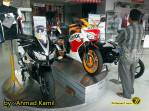 All New Honda CBR150R 2014 ready stock Sumbar pertamax7.com 2
