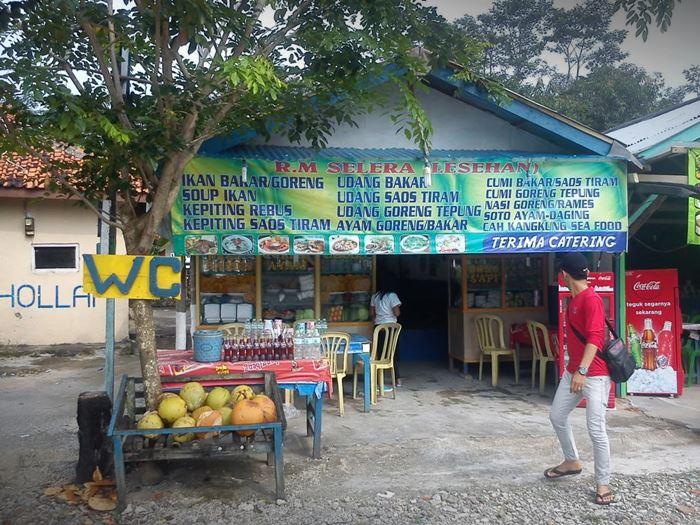 Di getok Harga makanan mahal di pantai anyer 1
