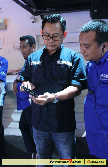 Eko Prabowo GM Marketing