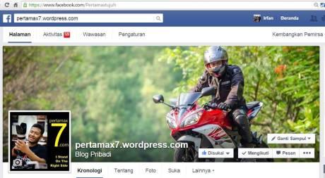 fanspage facebook pertamax7.com