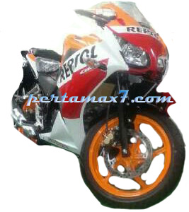 Honda All New CBR150R Indonesia repsol headlamp