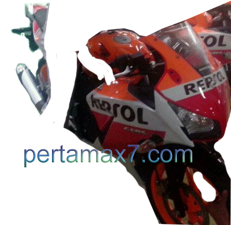 Honda All New CBR150R Indonesia repsol