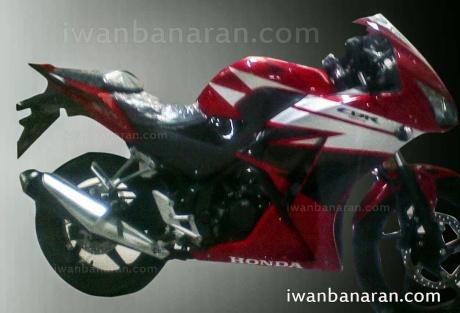 Honda All New CBR150R Indonesia