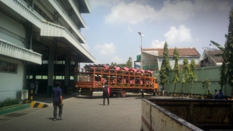 Honda All New CBR150R lokal di Yogyakarta 0