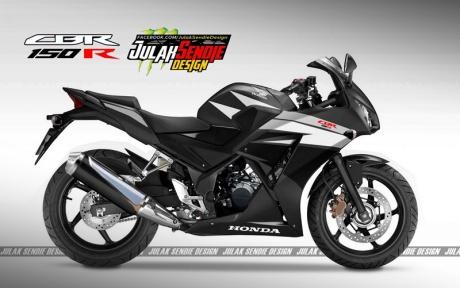 Honda CBR150R Lokal Indnesia 0