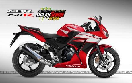 Honda CBR150R Lokal Indnesia 1