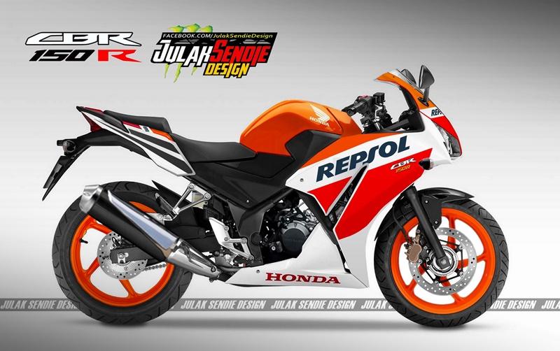Honda CBR150R Lokal Indnesia 2