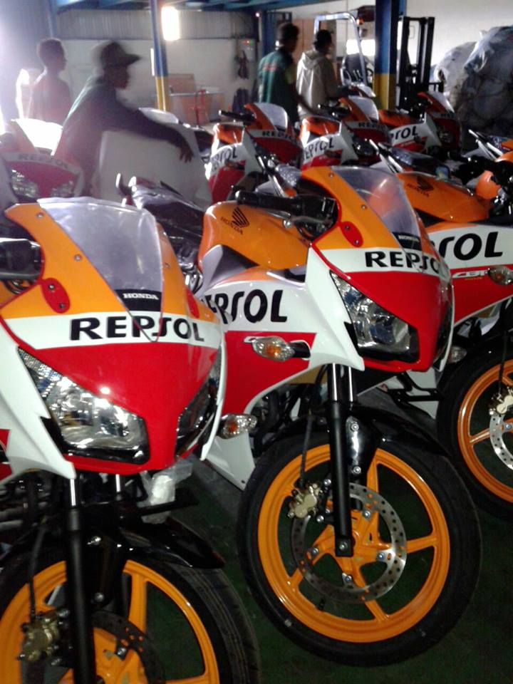 Honda CBR150R Lokal Indonesia 20151