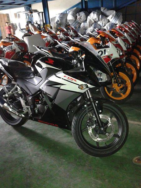 Honda CBR150R Lokal Indonesia 20152