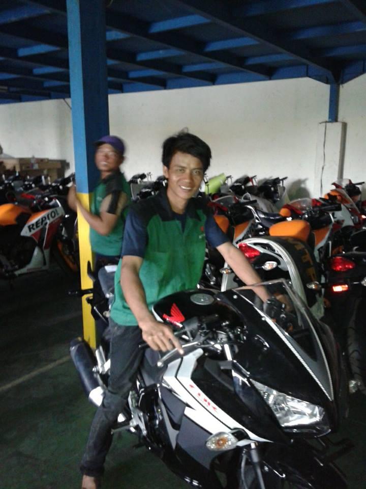 Honda CBR150R Lokal Indonesia 20153