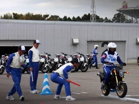 Instruktur Honda Indonesia Juarai Kompetisi Safety Riding Internasional 0
