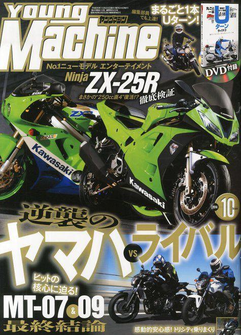 kawasaki ninja ZX-25R 250 cc 4 cylinder