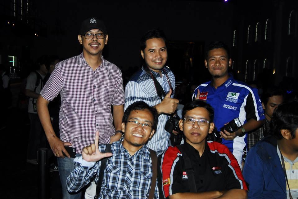 launching Yamaha R15 indonesia 23 april 2014