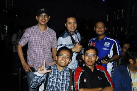 launching Yamaha R15 indonesia 23 april 2014