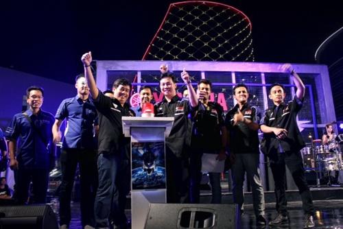 Launching Yamaha R25 di Jakarta (5)