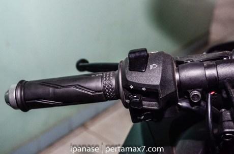 mematikan AHO Yamaha R15 dengan saklar Old Vixion 4
