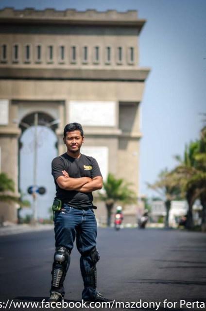 Mini Touring Yamaha R Series Owner Club Tulungagung Ke Simpang Lima Gumul Kediri 6