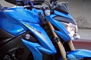 New Suzuki GSX-S 1000 2015 side