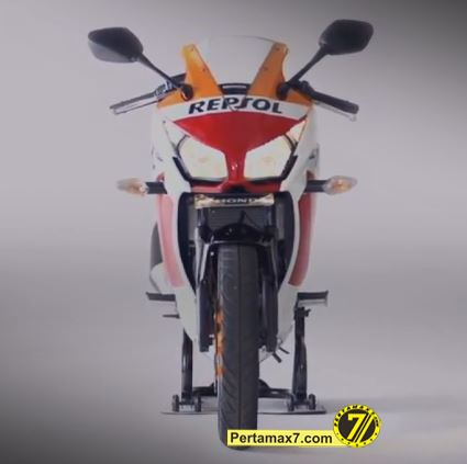 Product Profile Honda All New CBR150R Indonesia with Marc Marquez 1