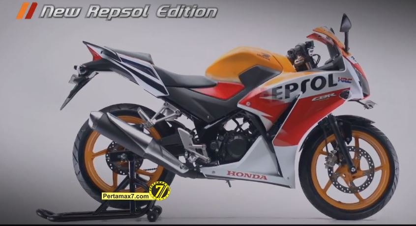 Product Profile Honda All New CBR150R Indonesia with Marc Marquez 10